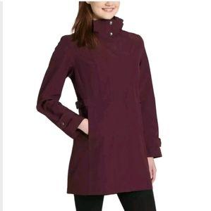 Kirkland Signature Ladies Trench Rain Jacket Med
